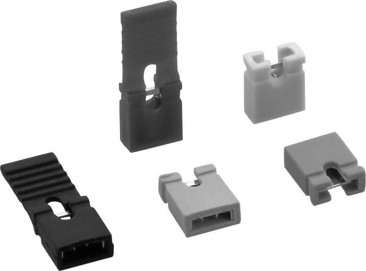 Skratovací mostík TRU COMPONENTS TC-03305-301-30-00, raster: 2.54 mm, 1 ks