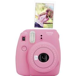Instantní fotoaparát Fujifilm Instax Mini 9, růžová