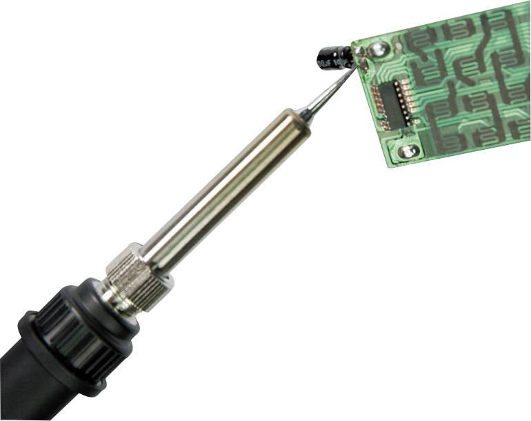Sada pájecí stanice TOOLCRAFT ST-80A 1561692, analogový, 80 W, 150 až 450 °C, + pájecí hrot