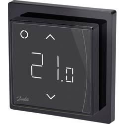 Bezdrátový termostat montáž na zeď Danfoss ECtemp, černá