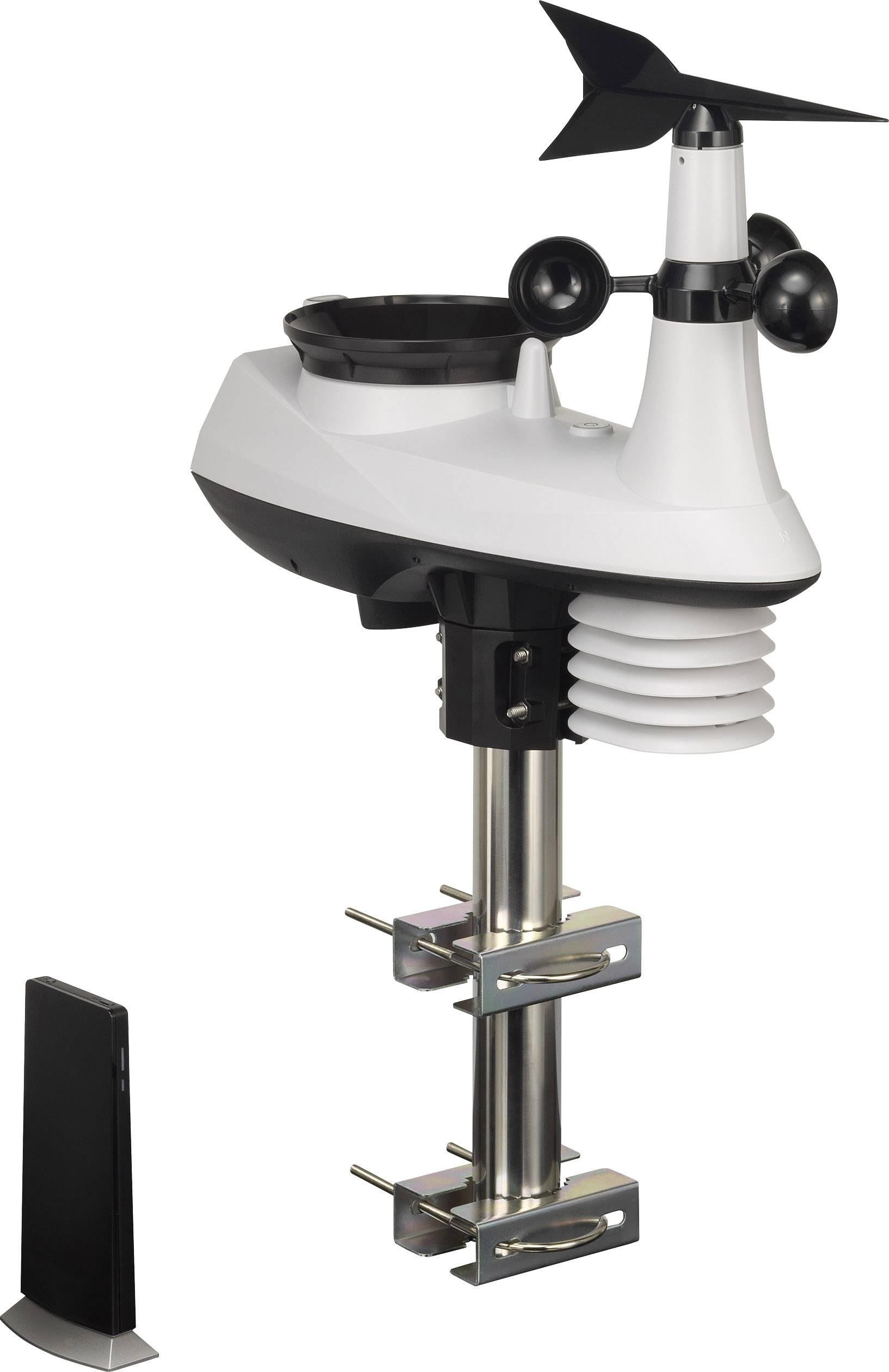 Internetová meteostanice Eurochron EIWS 1 EC-3123694, Max. dosah 150 m, černá