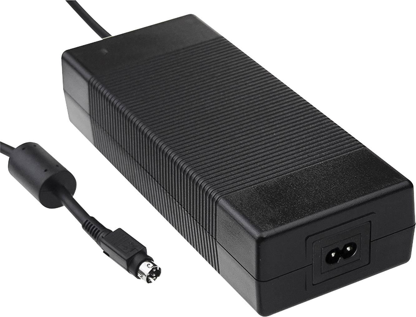 Stolní napájecí adaptér, stálé napětí Mean Well GSM220B15-R7B 15 V/DC 13.4 A 201 W