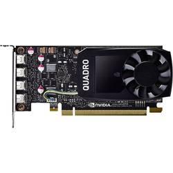 Grafická karta - Pracovní stanice PNY Nvidia Quadro P1000 4 GB GDDR5 RAM PCIe x16 mini DisplayPort