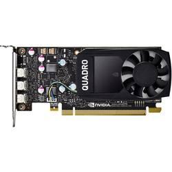 Grafická karta - Pracovní stanice PNY Nvidia Quadro P400 2 GB GDDR5 RAM PCIe x16 mini DisplayPort
