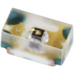 SMD LED Everlight Opto 16-213UYC/S530-A2/TR8, 38 mcd, 120 °, 25 mA, 2 V, 16-213UYC/S530-A2/TR8, žltá