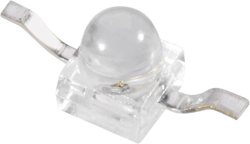 SMDLED Everlight Opto 95-21UYC/S530-A3/TR10, 714 mcd, 25 °, 20 mA, 2 V, 95-21UYC/S530-A3/TR10, žltá