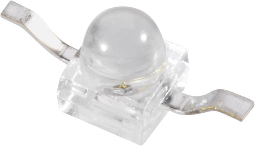 SMD LED speciální Everlight Opto, 95-21SURC/S530-A3/TR10, 20 mA, 3,5 V, 25 °, 600 mcd, červená