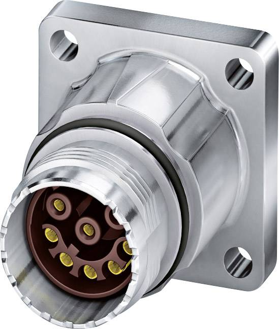 EPIC® M17 SIGNÁL A1 pouzdro LAPP 44423111, stříbrná, 5 ks