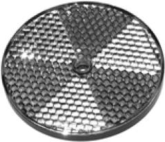 Reflexní odrazka pro světelnou závoru Pepperl & Fuchs C110-2, Ø 84,5 mm