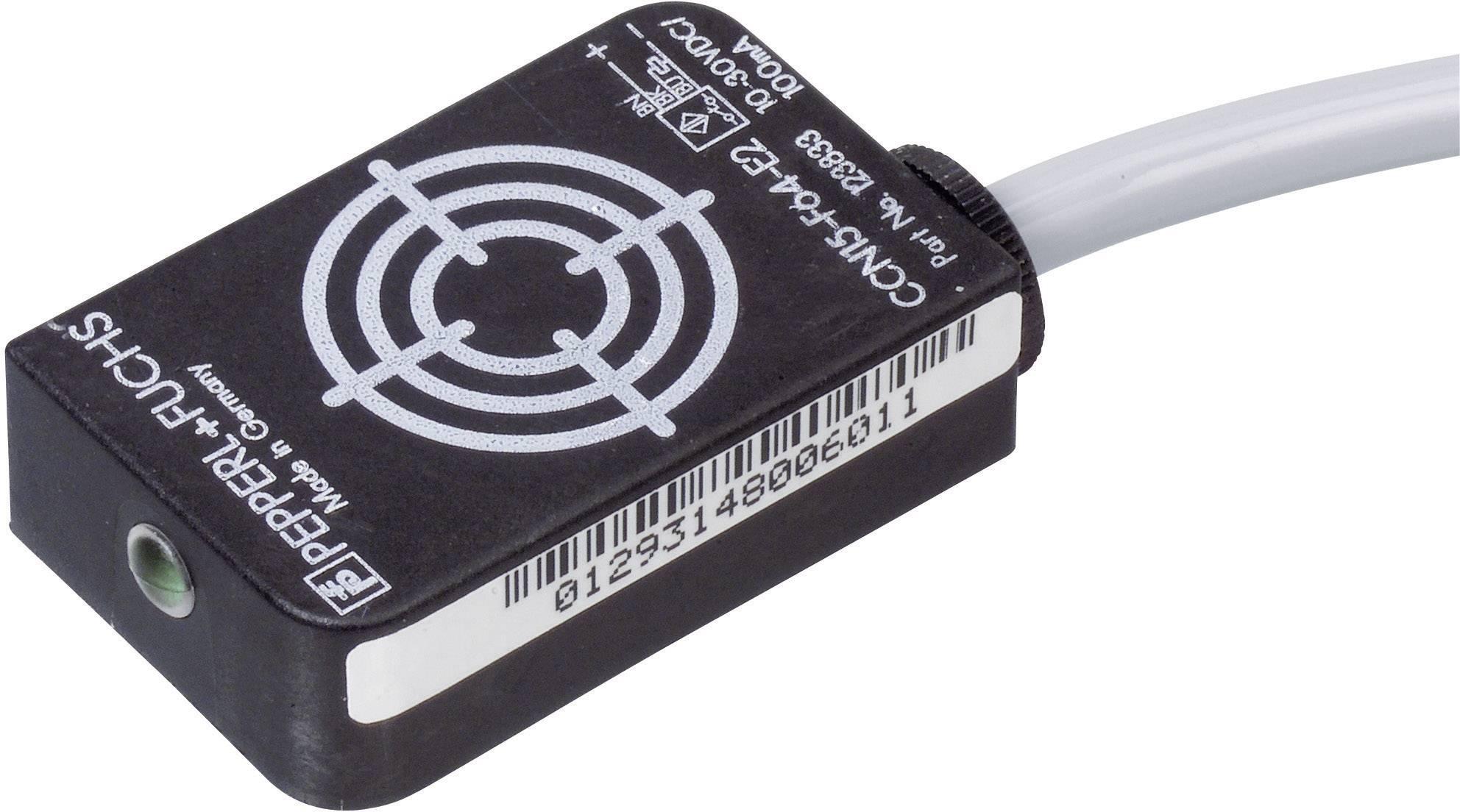 Kapacitní senzory, senzory přiblížení