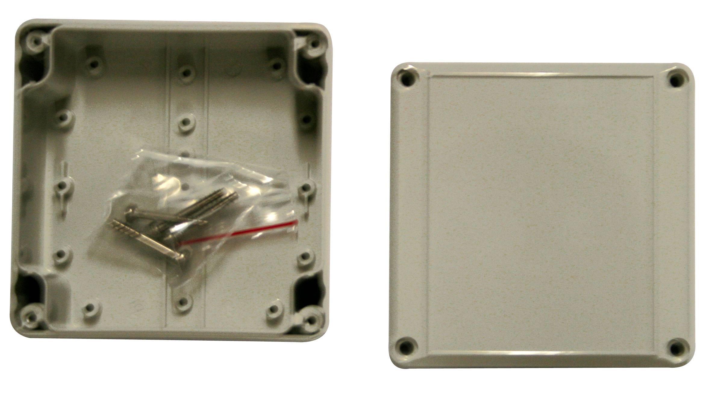 Pouzdro na regulátor stavu hladiny vodivých kapalin 12/24 V B+B Thermo-Technik Neopracované pouzdro na regulátor stavu hladiny 12/24 V/DC
