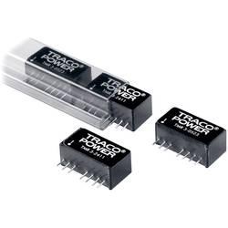 DC/DC měnič TracoPower TMR 3-0522, vstup 4,5 - 9 V/DC, výstup ±12 V/DC, ±125 mA, 3 W