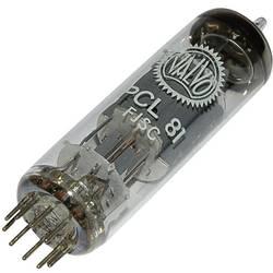 Elektronka PCL 81, trioda/koncová pentoda