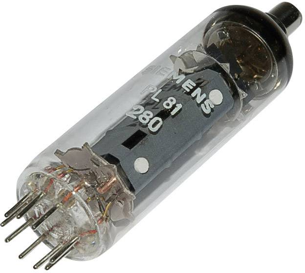 Elektronka PL 81 = 21 A 6, koncová pentoda
