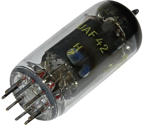 Elektronka UAF 42 = 12 S 7, pentoda