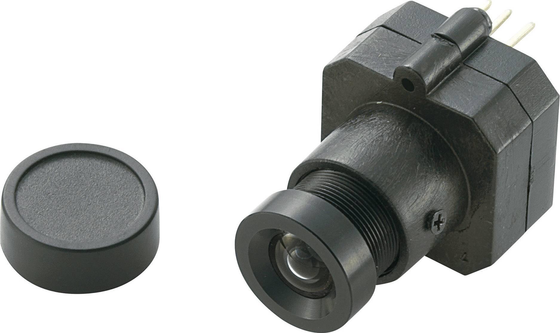 Farebný CMOS mini kamerový modul RS-OV7949-1818, 5 V / DC
