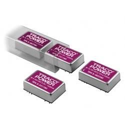 DC/DC měnič TracoPower TEN 8-4811WI, vstup 18 - 75 V/DC, výstup 5 V/DC, 1500 mA, 8 W