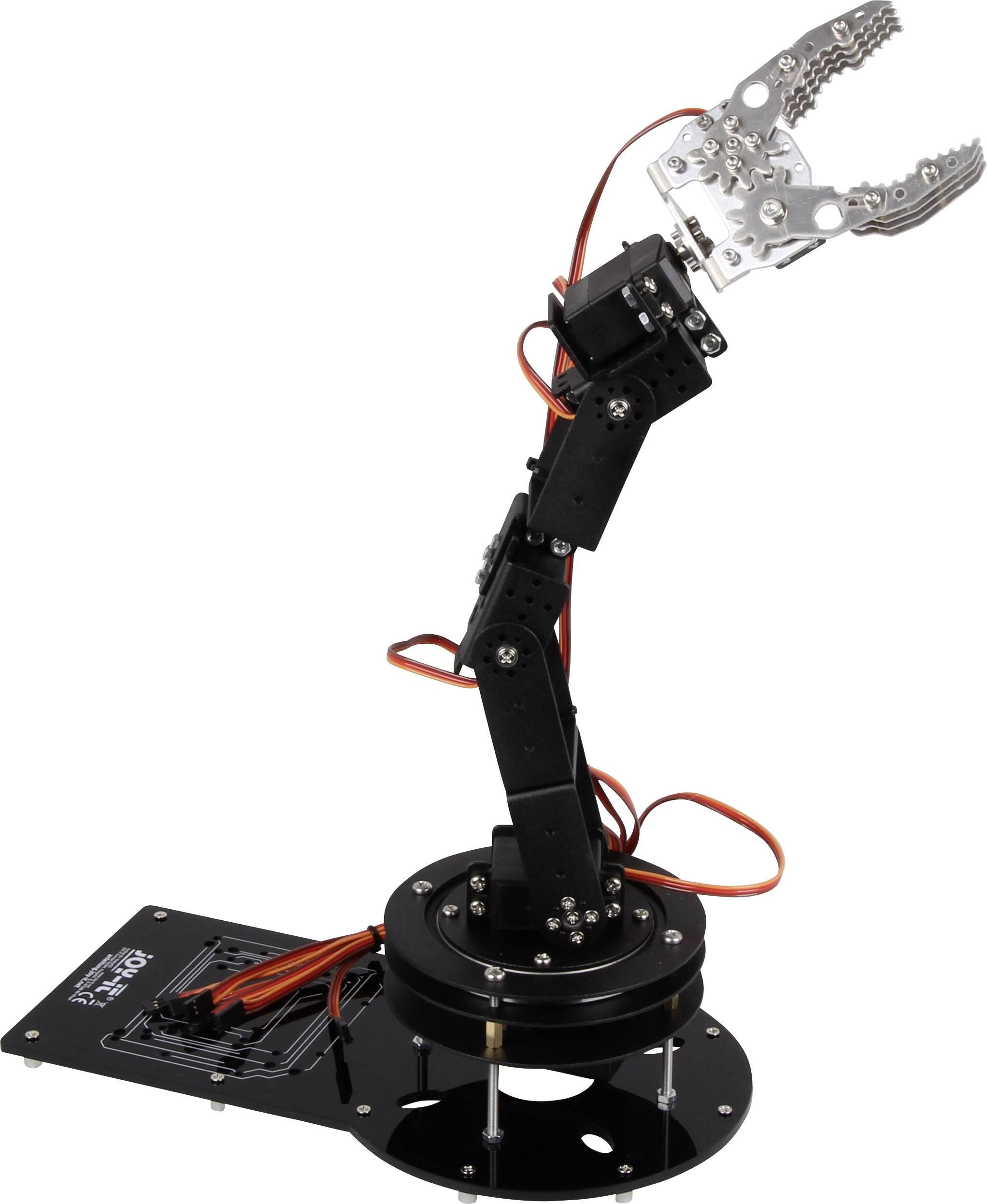 Stavebnica robotickej ruky Joy-it Robot02