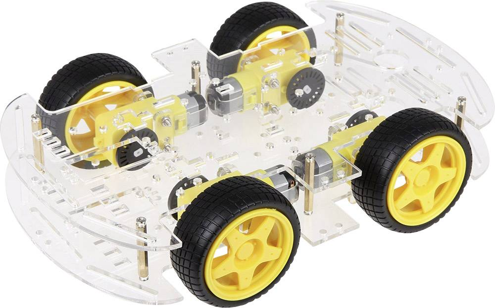 Podvozek robota Joy-it Arduino-Robot Car Kit 01