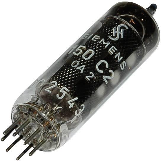 Elektronka OA2, regulační