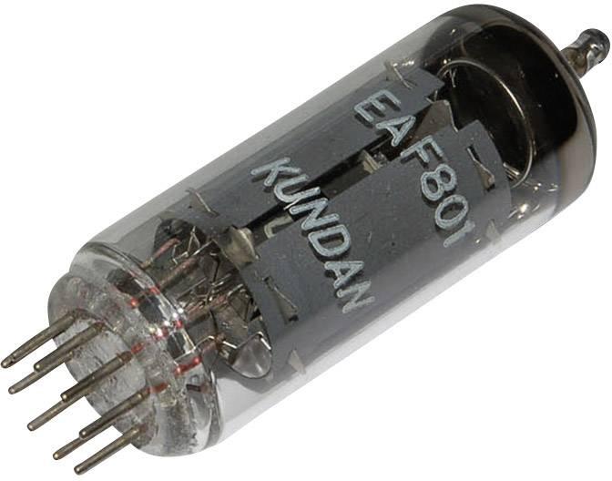 Elektronka EAF801, vícenásobná