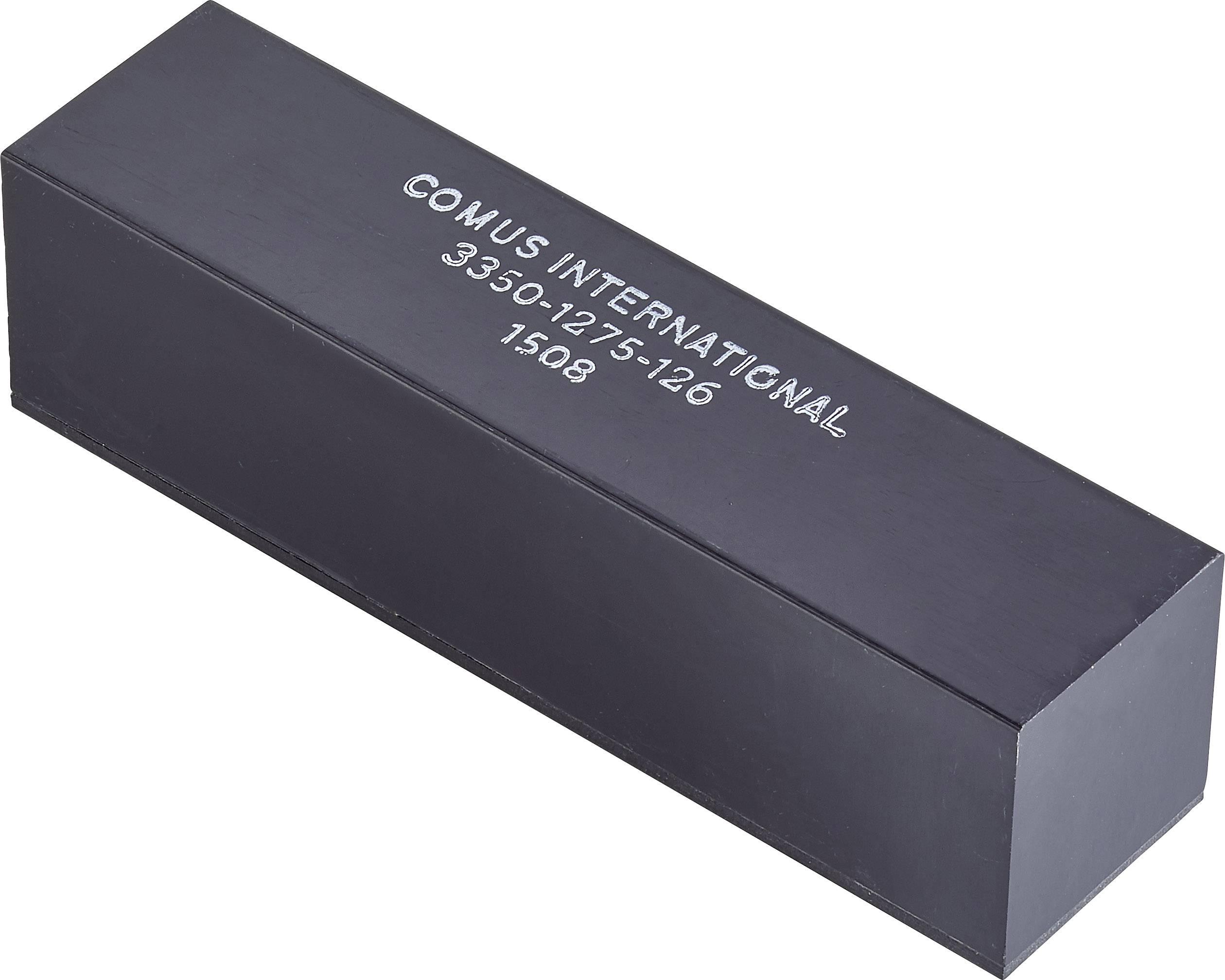 Relé s jazýčkovým kontaktem Comus 3350-1275-246, 3350-1275-246, 1 spínací kontakt, 24 V/DC, 3 A, 200 W