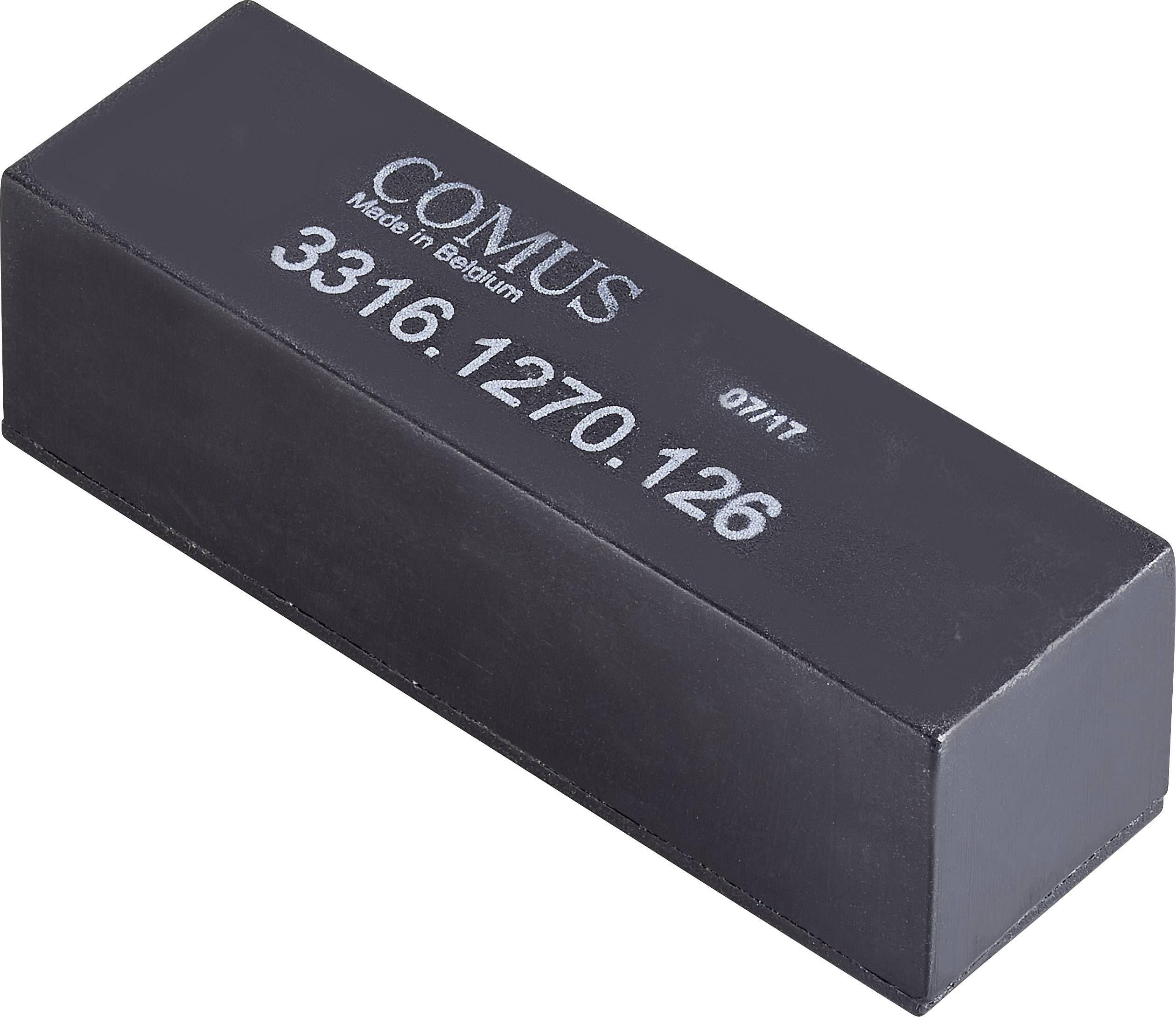 Relé s jazýčkovým kontaktem Comus 3390-1270-056, 3390-1270-056, 1 spínací kontakt, 5 V/DC, 3 A, 50 W