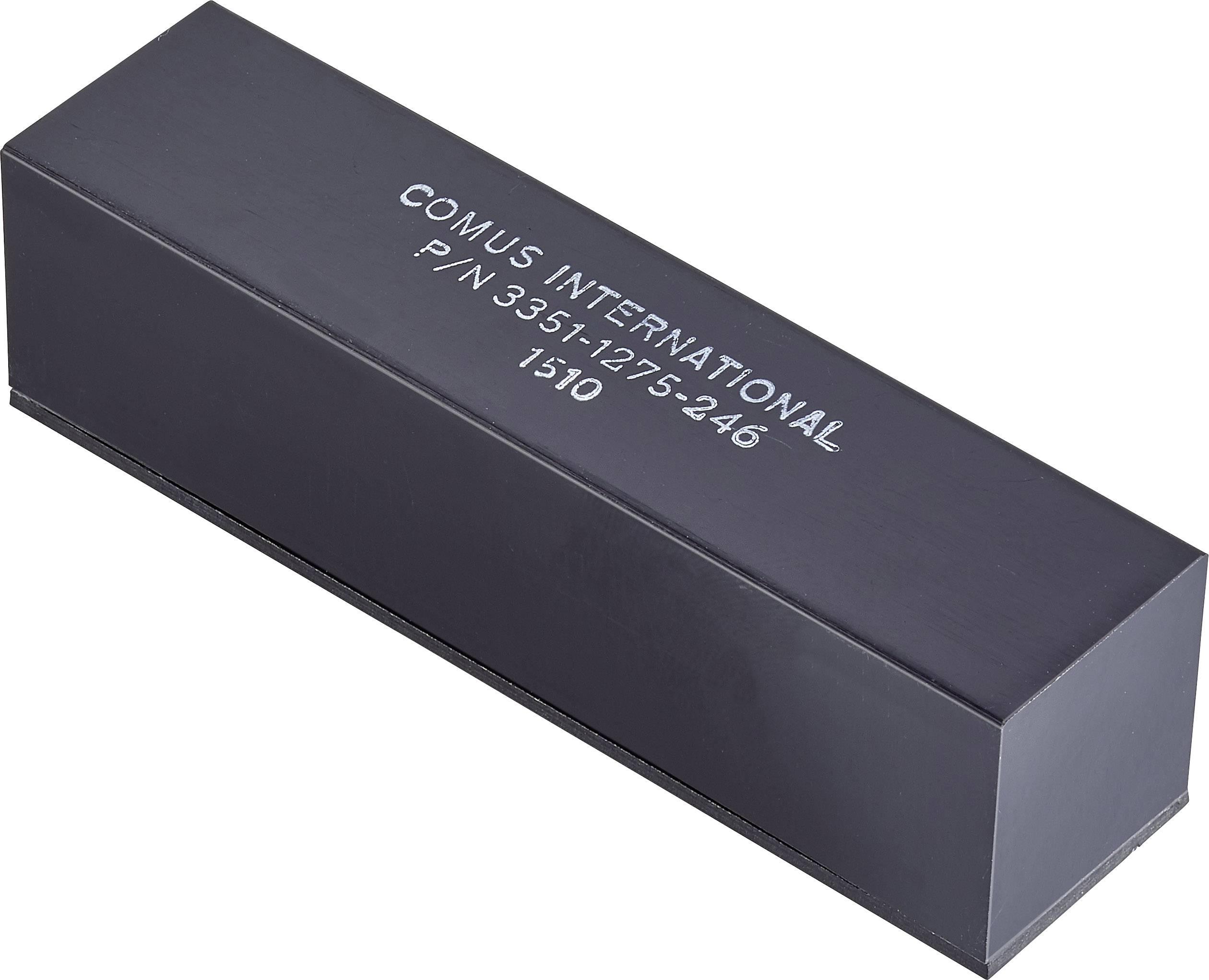 Relé s jazýčkovým kontaktem Comus 3351-1275-246, 3351-1275-246, 1 spínací kontakt, 24 V/DC, 3 A, 50 W