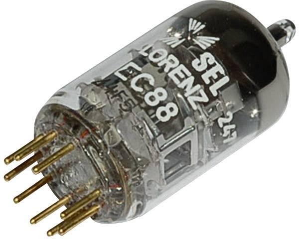 Elektronka EC88, trioda