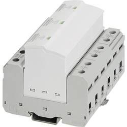 Přepěťová ochrana pro skříňový rozvaděč Phoenix Contact FLT-SEC-P-T1-3C-440/35-FM 2905988, 50 kA, šedobílá (RAL 7035), dopravní šedá (RAL 7042)