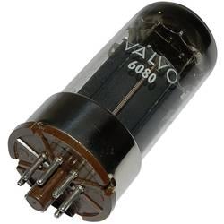 Elektronka 6080 = 6AS7W, koncová trioda