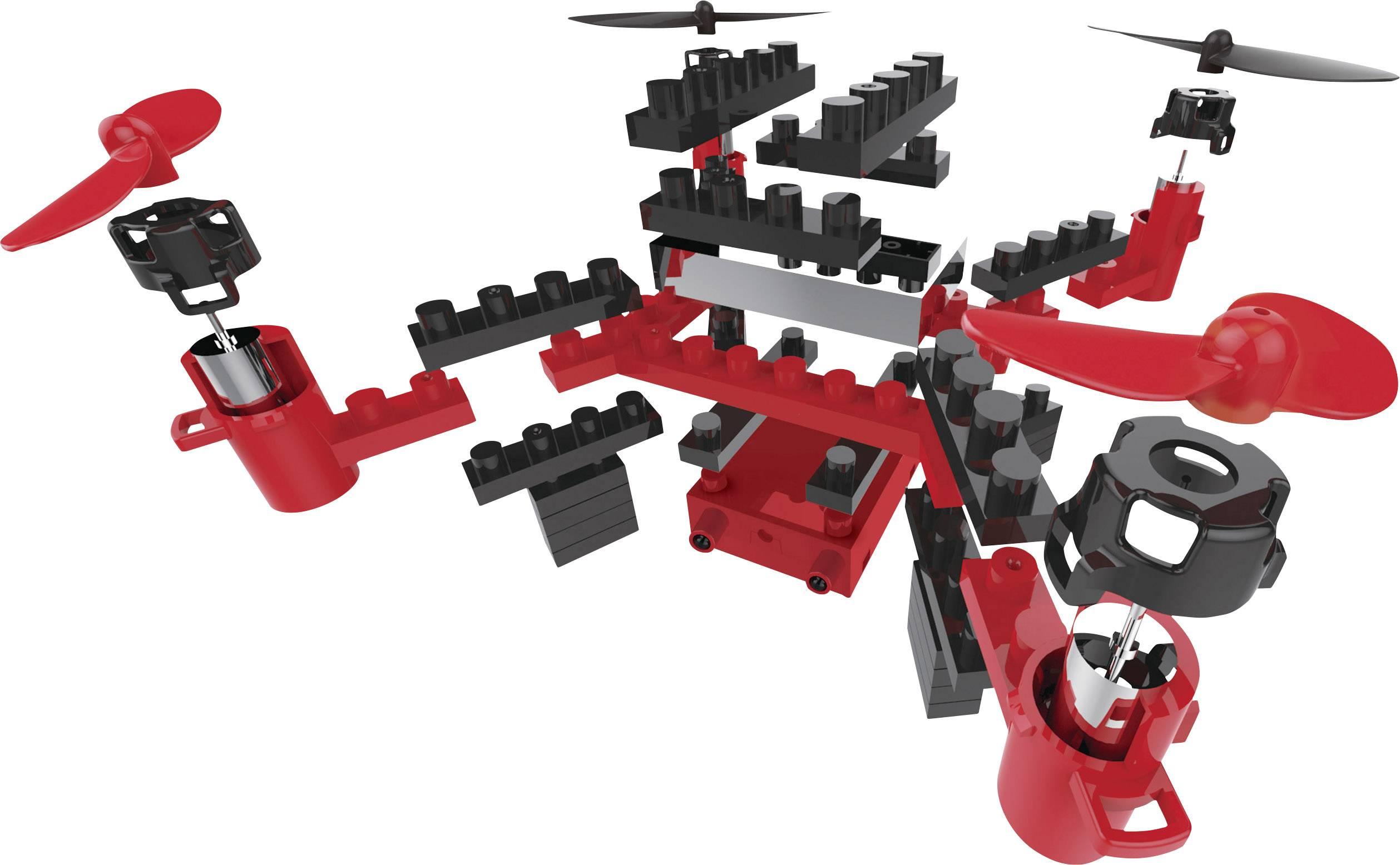 Dron pro začátečníky Reely DIY Bricked Drone, RtF