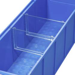 Allit ProfiPlus ShelfBox Divider S 456590, transparentní