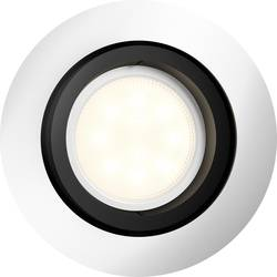 Vestavný světlo Philips Lighting Hue Milliskin, GU10, 5.5 W, teplá bílá, neutrálně bílá, denní světlo
