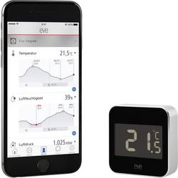 Senzor teploty a vlhkosti Eve home Degree