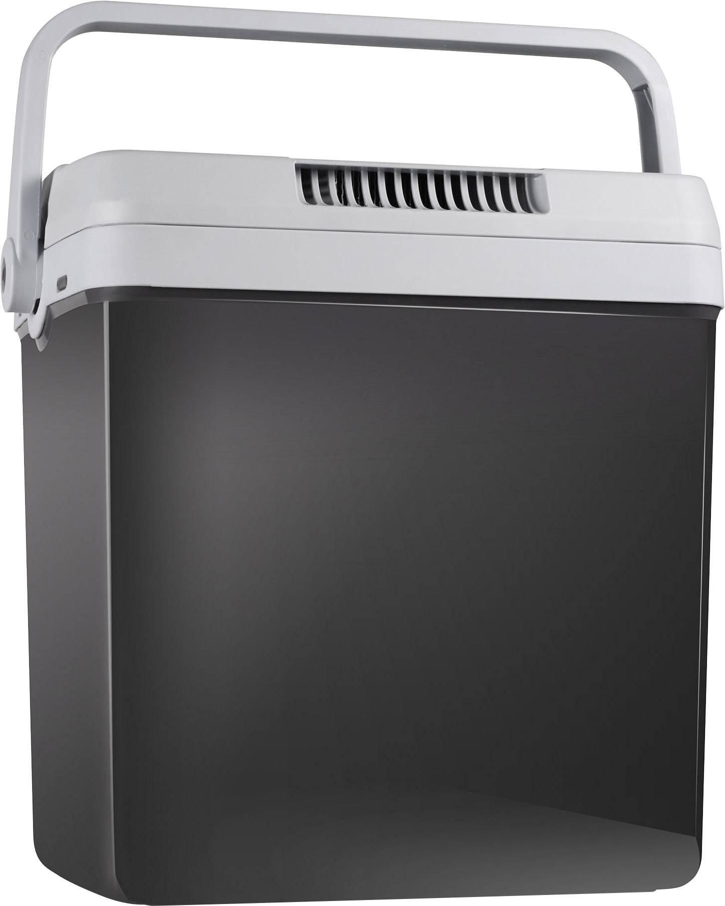 Přenosná lednice (autochladnička) Tristar KB-7532, 12 V, 230 V, 30 l, šedá