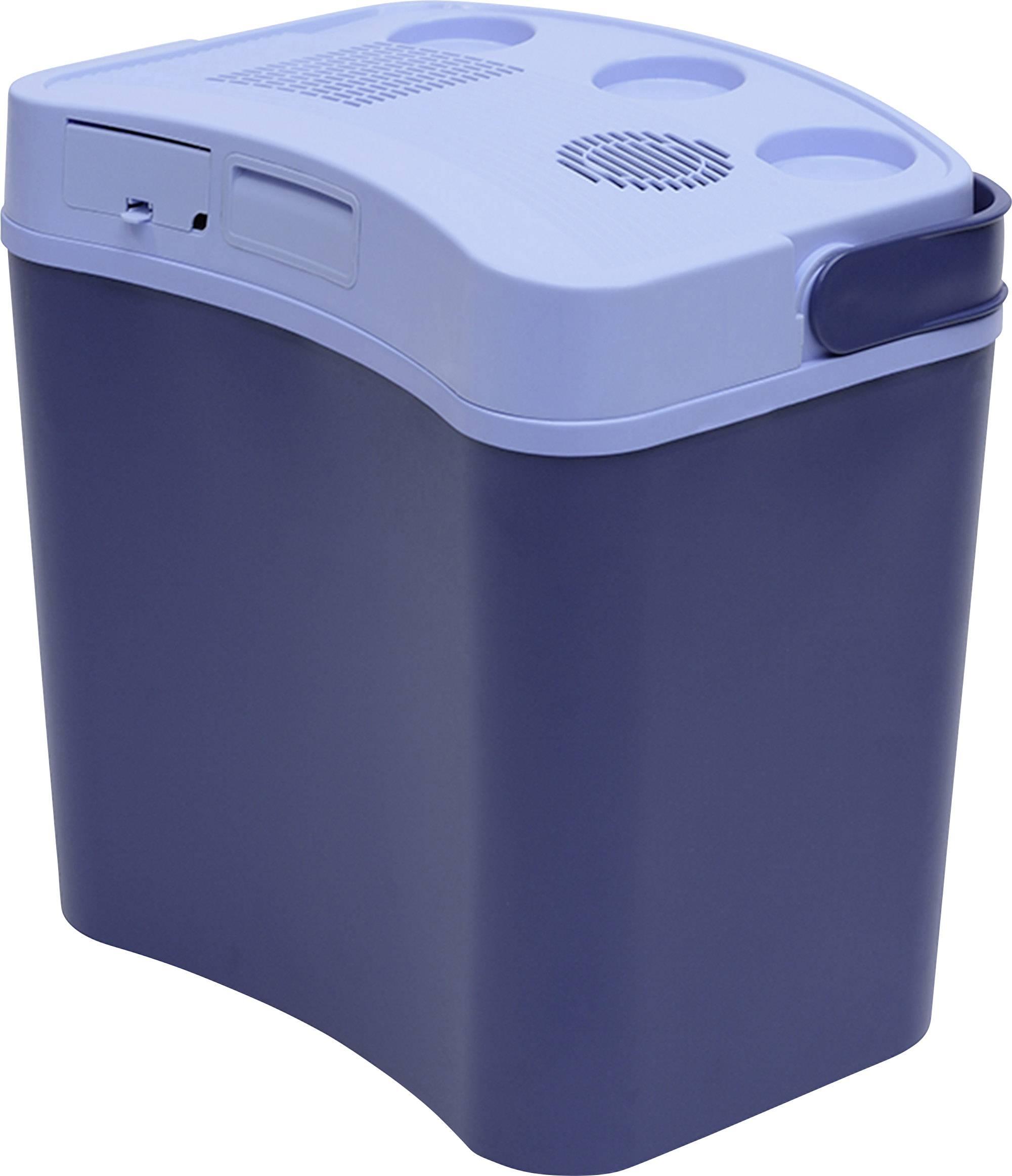 Přenosná lednice (autochladnička) Tristar KB-7230, 12 V, 30 l, modrá