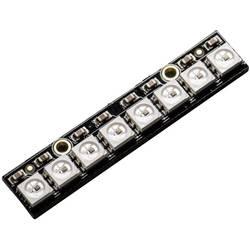 Viacfarebná SMD LED Thomsen LED-8x5050-RGBW-SK, 120 °, 8 lm, 0.30 W, 5 V, RGBW