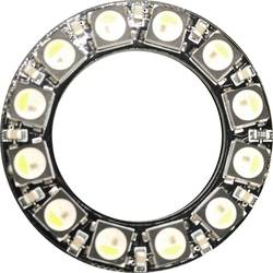 HighPower LED Thomsen LED-RING-12-RGB-SK, 120 °, 8 lm, 3.60 W, 5 V, RGB