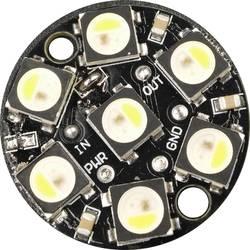 HighPower LED Thomsen LED-RUND-7-RGBW-SK, 120 °, 8 lm, 2.10 W, 5 V, RGBW