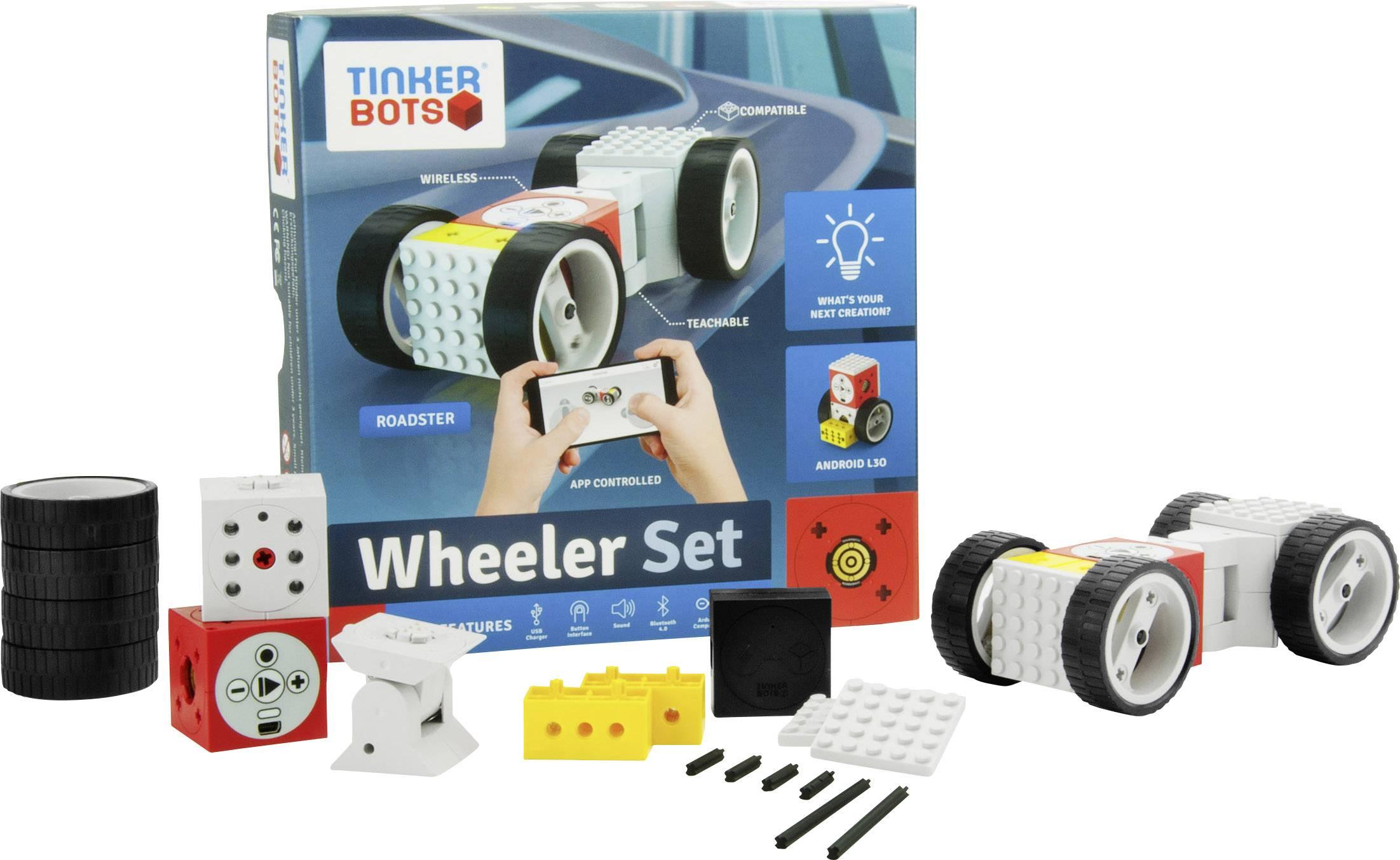 Kola TINKERBOTS Wheeler Set 1575943
