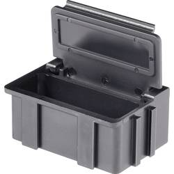 Box pro SMD součástky Licefa, N22361, 37 x 12 x 15 mm, červená
