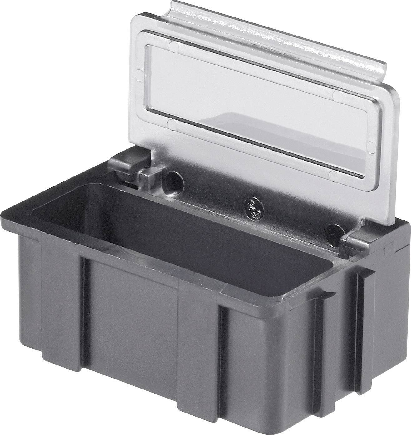 SMD BOX2 ESD/TRANSPARENTNÍ