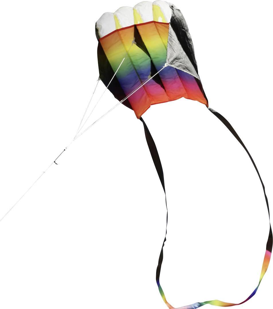 Šarkan jednošnúrový HQ Parafoil Easy Rainbow 10671630, rozpätie 350 mm