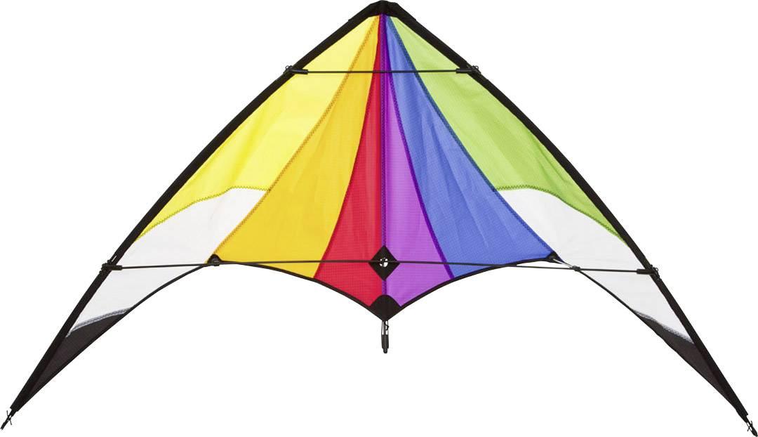 Športový šarkan Ecoline Orion Rainbow 10218730, rozpätie 1200 mm