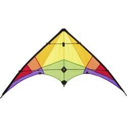 Športový šarkan Ecoline Rookie Rainbow 10216230, rozpätie 1200 mm