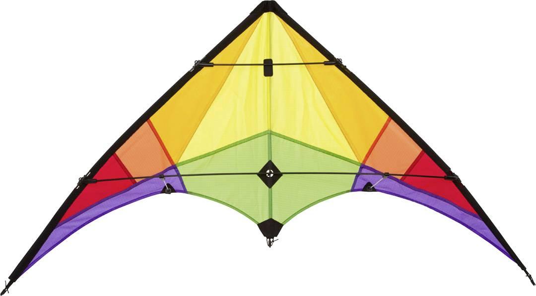 Sportovní drak Ecoline Rookie Rainbow 10216230, rozpětí 1200 mm