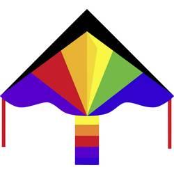 Šarkan jednošnúrový Ecoline Simple Flyer Rainbow 102145, rozpätie 1200 mm