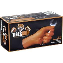 Nitril jednorazové rukavice veľkosť rukavíc: XXL EN 374 , EN 455 Kunzer TIGER GRIP XXL 90 ks