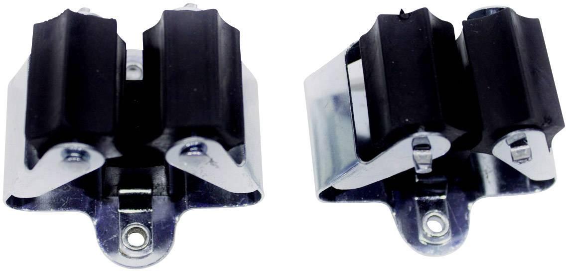 Držák přístrojů pro lišty na nářadí Berger & Schröter 30118, (d x š x v) 50 x 55 x 40 mm